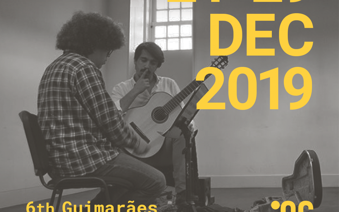 """CHRISTMAS IN GUIMARÃES IS CELEBRATED WITH """"GUITAR IN HAND"""""""